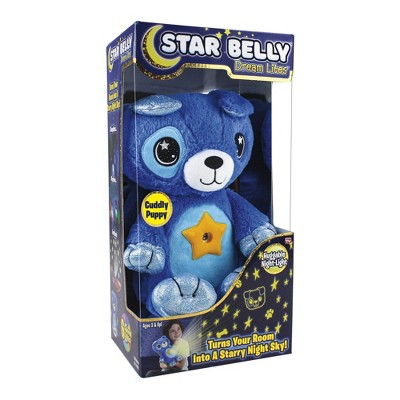 As Seen on TV Star Belly Dream Lites - Blue Puppy