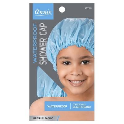 Annie International Kids Shower Cap - L - Blue