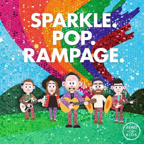 Rend Co. Kids/Rend Collective - SPARKLE. POP. RAMPAGE. (CD) - image 1 of 1