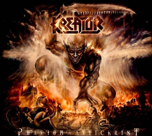 Kreator - Phantom antichrist (Deluxe edition) (CD) - image 1 of 2