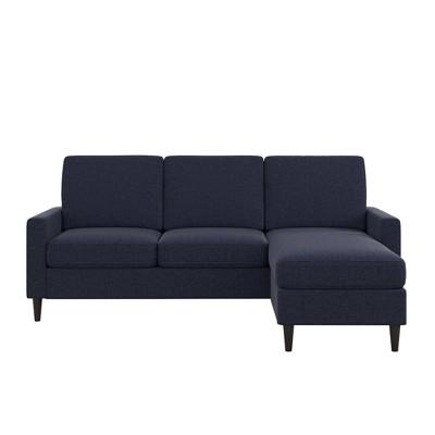 Verona Reversible Upholstered Sectional - Dorel Living
