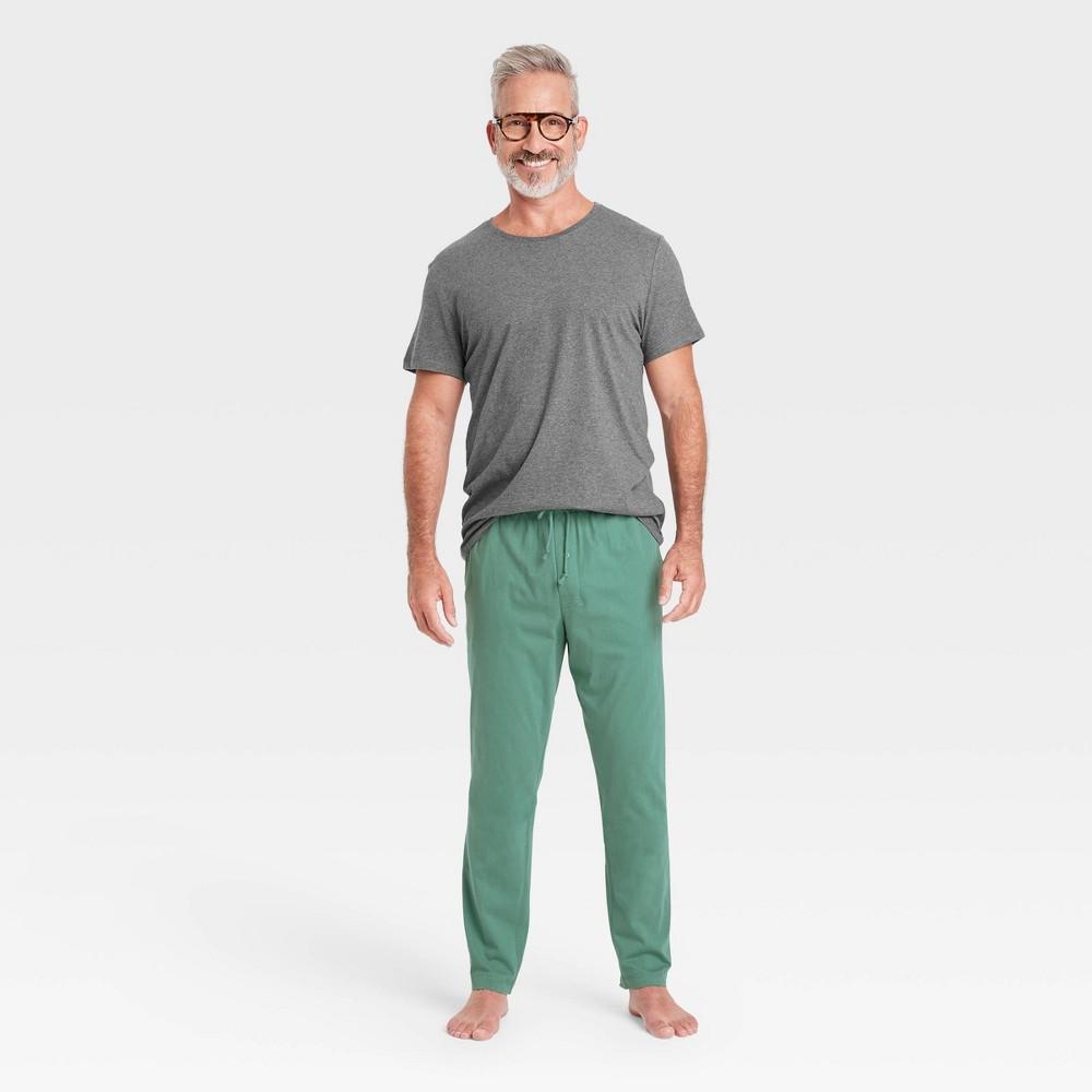 Men 39 S Knit Pajama Set Goodfellow 38 Co 8482 Charcoal Heather 2xl
