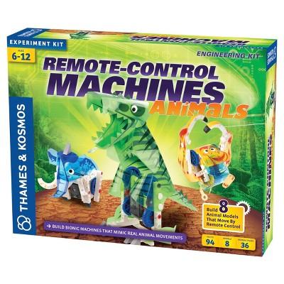 Thames & Kosmos Remote-Control Machines: Animals