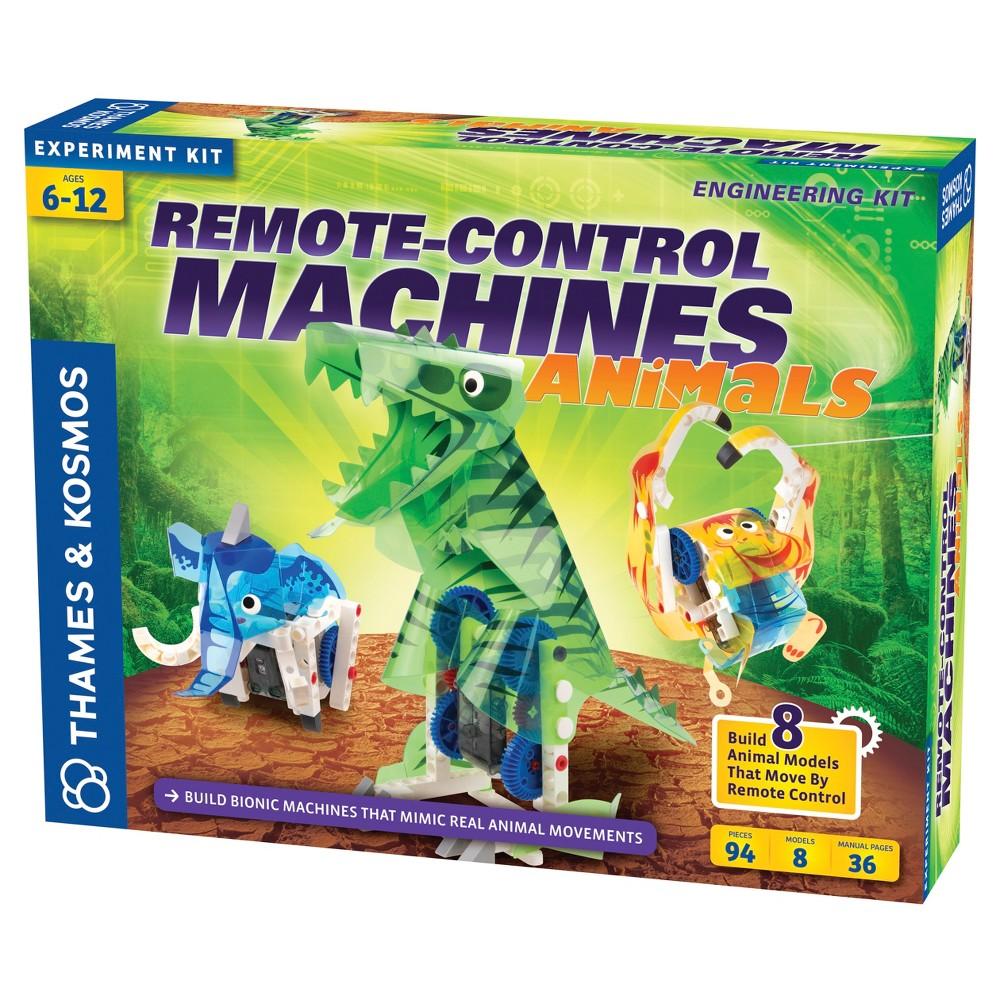 Thames Kosmos Remote Control Machines Animals