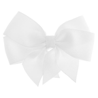 Girls Bow Clip - Cat & Jack™ White