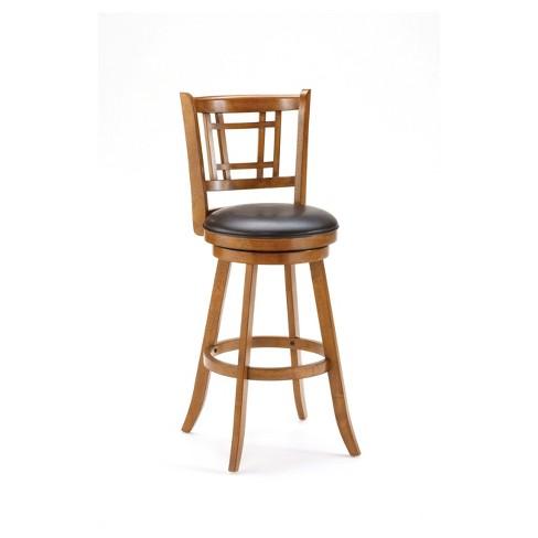 Fairfox Counter Stool - Oak - Hillsdale Furniture - image 1 of 1