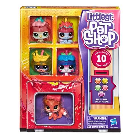 Littlest Pet Shop Slushie Squad Pack Target