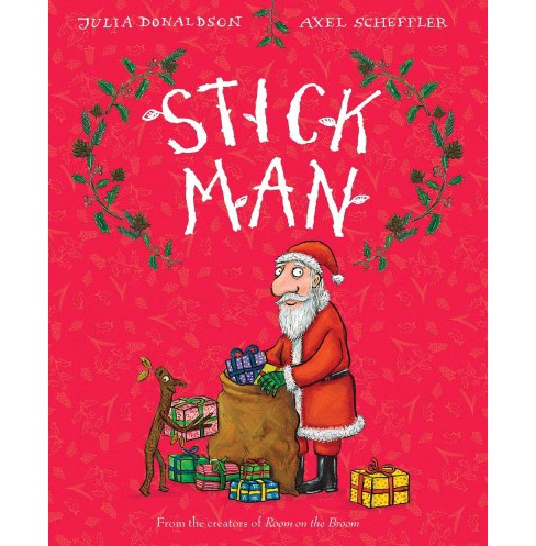 Stick Man (Reissue) (School And Library) (Julia Donaldson) - image 1 of 1