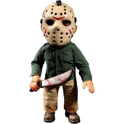 "Mezco Toyz Friday the 13th 15"" Mega Figure w/ Sound: Jason Voorhees"