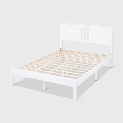 Queen Norland Modern Farmhouse Platform Bed - Christopher Knight Home
