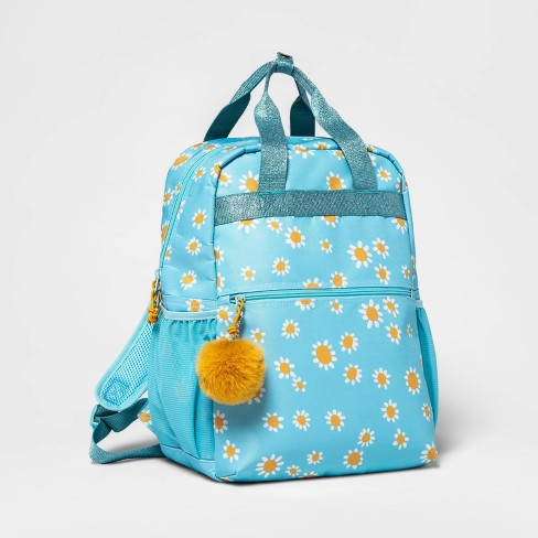 Kids' Top Handle 15.5'' Backpack Daisy - Cat & Jack™ - image 1 of 4
