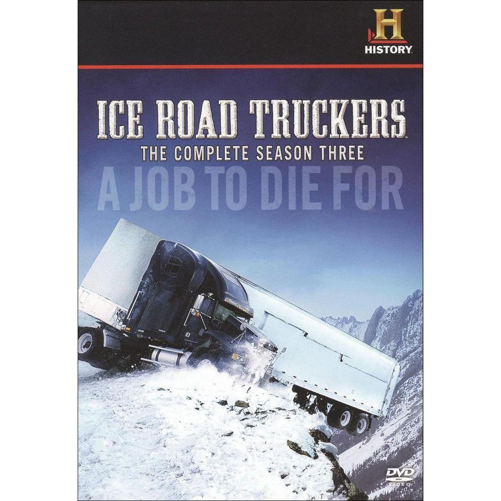 Ice road truckers:Complete season 3 (Dvd)