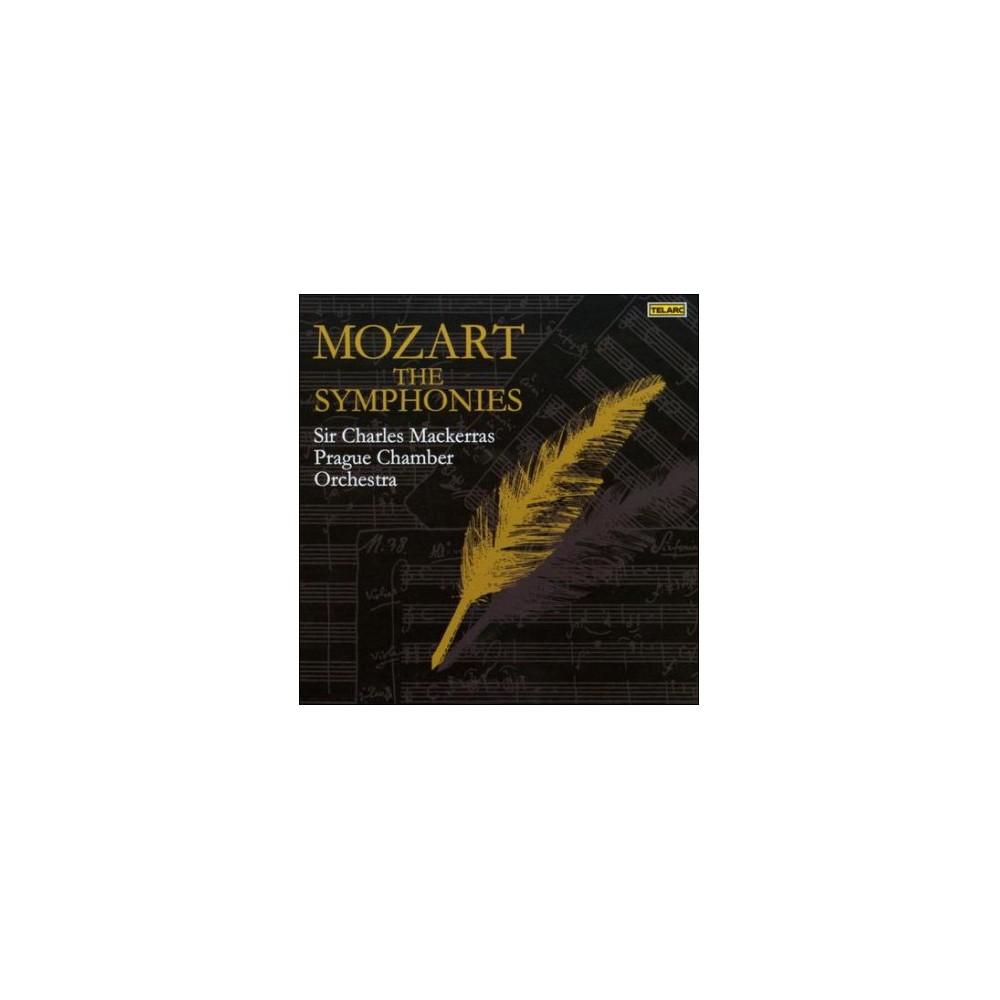 Charles S Mackerras - Mozart:Symphonies (CD)