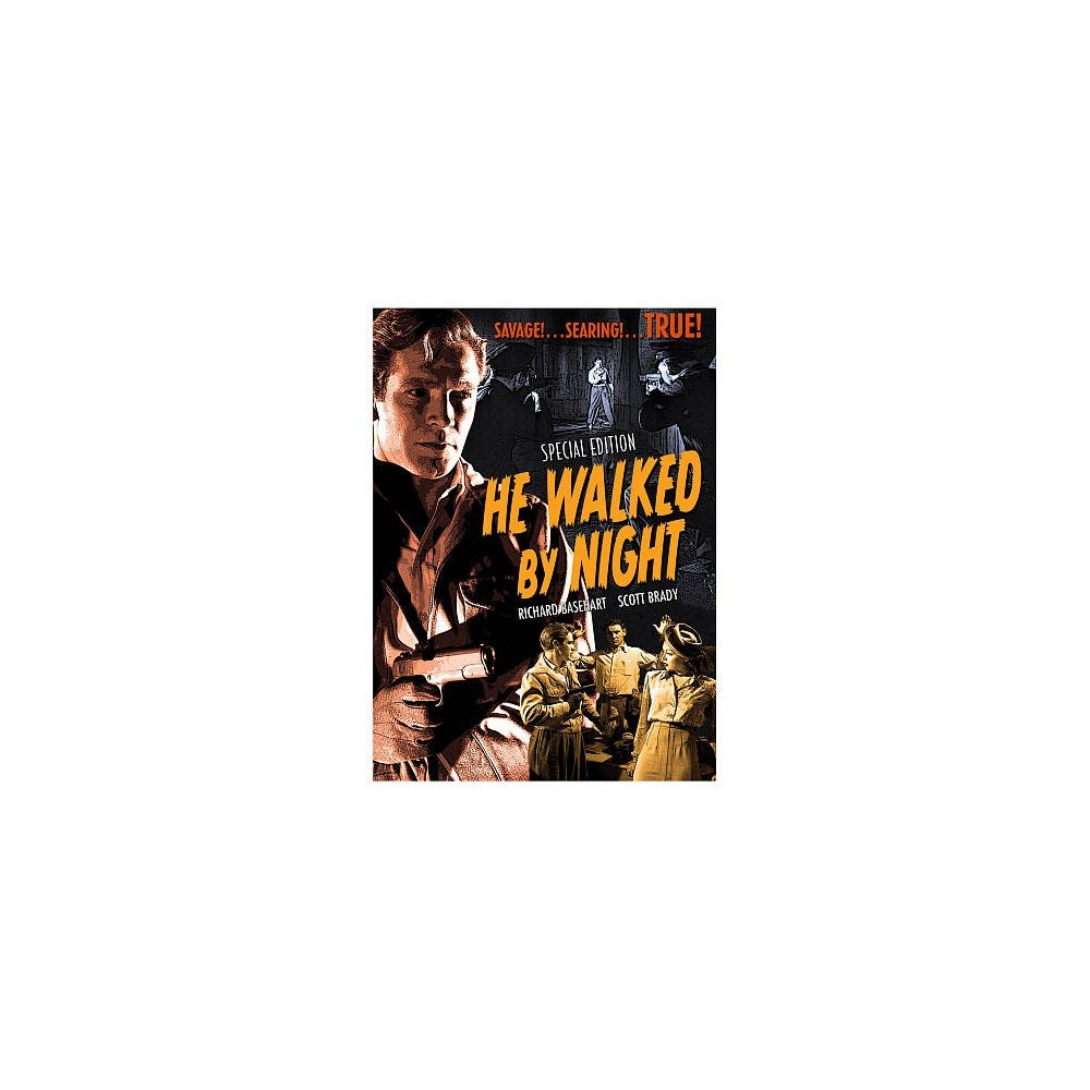 He Walked By Night (Dvd), Movies