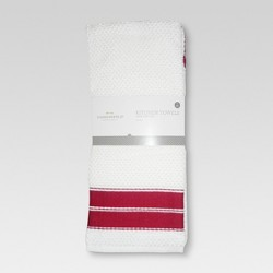 4pk Kitchen Dish Towels - Threshold™