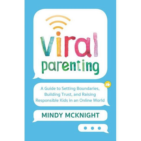 Viral Parenting - by  Mindy McKnight (Hardcover) - image 1 of 1