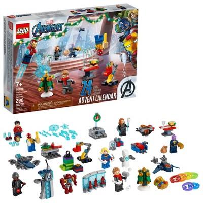 LEGO Marvel The Avengers Advent Calendar 76196 Building Toy