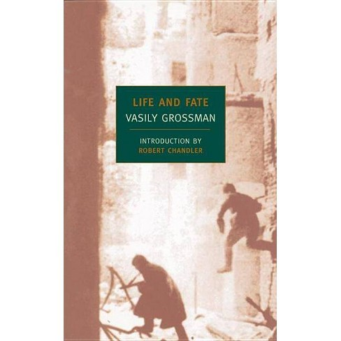 Life and Fate - (New York Review Books Classics) by  Vasily Grossman (Paperback) - image 1 of 1