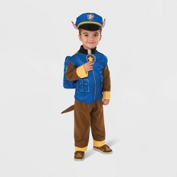 Toddler PAW Patrol Chase Halloween Costume