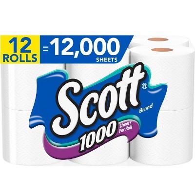 Toilet Paper: Scott