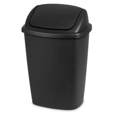7.5gal Sterilite Swing Top Waste Can - Room Essentials™