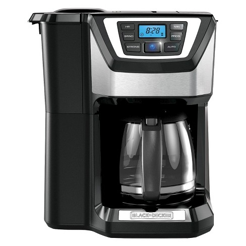 BLACK+DECKER™ 12 Cup Mll & Brew Coffee Maker - image 1 of 5