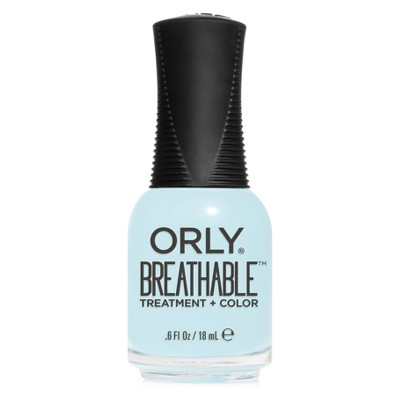 ORLY Breathable Treatment + Color Nail Polish - 0.6 fl oz