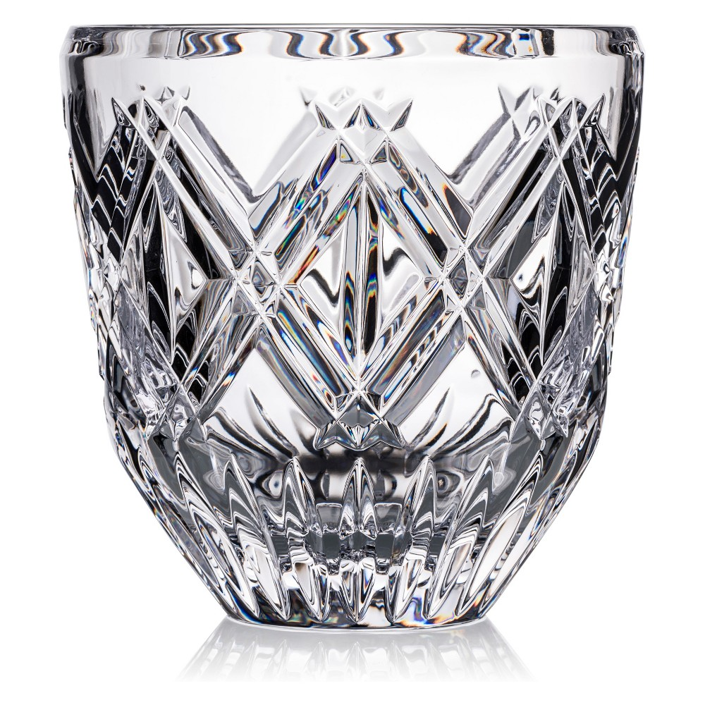 Image of Marquis By Waterford Lacey 36oz Crystal Ice Bucket, Clear