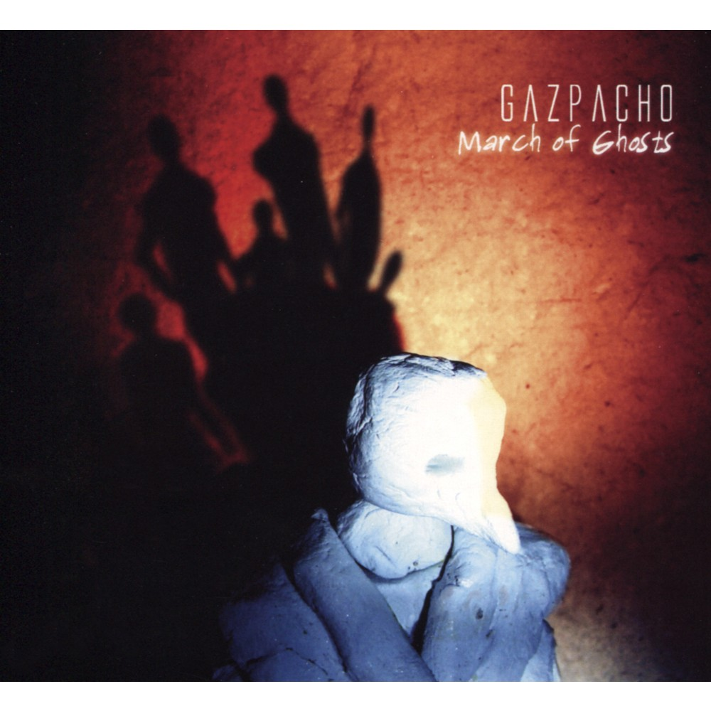 Gazpacho - March Of Ghosts (CD)