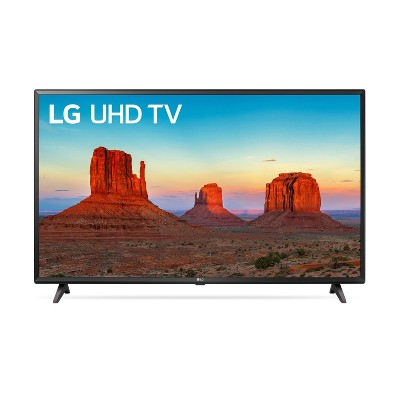 LG 43  4K UHD HDR Smart TV - 43UK6300