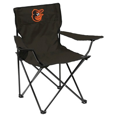 Baltimore Orioles Quad Folding Camp Chair with Carrying Case