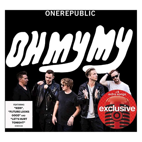 One Republic - Oh My My (Target Exclusive) - image 1 of 1