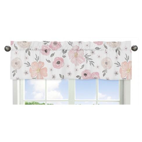 Sweet Jojo Designs Window Valance