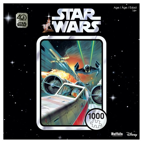 Buffalo Games Star Wars: Use The Force Puzzle 1000pc - image 1 of 3