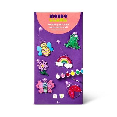 Create-Your-Own Spring Garden Suncatchers Kit - Mondo Llama™