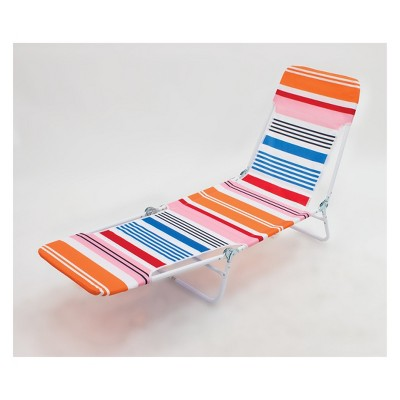 Beach Lounger Multi-Stripe - Evergreen - Room Essentials™