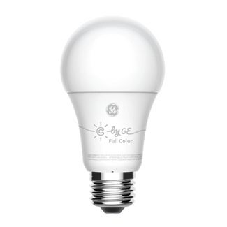 General Electric Full Color Smart LED Bulb A19