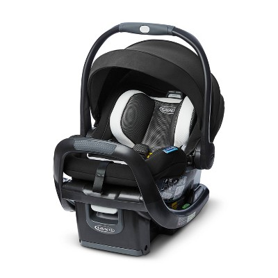 Graco SnugRide SnugFit 35 DLX Infant Car Seat Featuring Safety Surround - Jacks