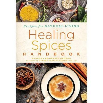 Healing Spices Handbook - by Barbara Brownell Grogan (Paperback)