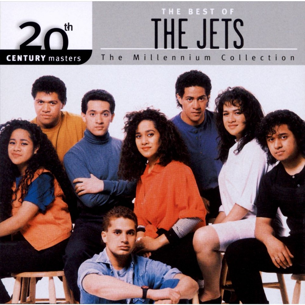 The Jets Millennium Collection 20th Century Masters Cd