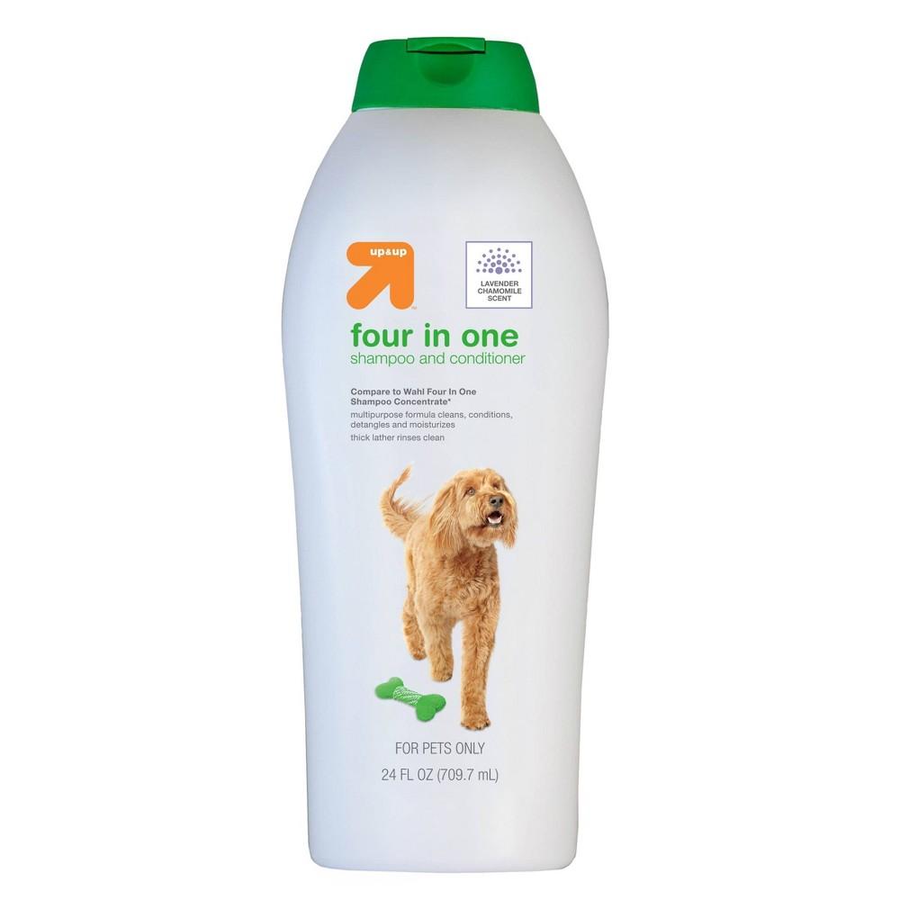 4 In 1 Dog Shampoo 24oz Up 38 Up 8482