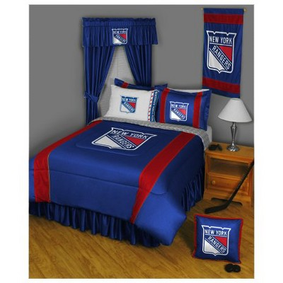 New York Rangers Bedding Collection