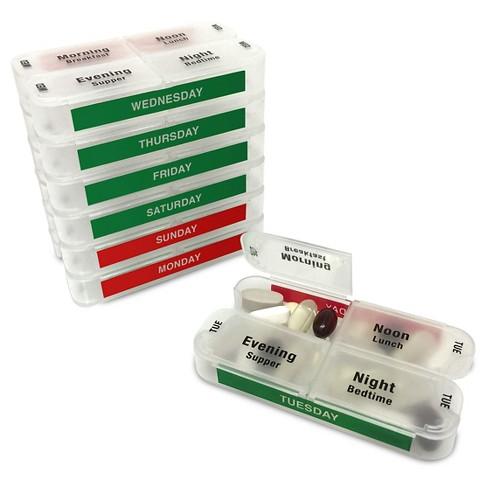 MedCenter Smartpack Weekly Medication Organizer - image 1 of 5