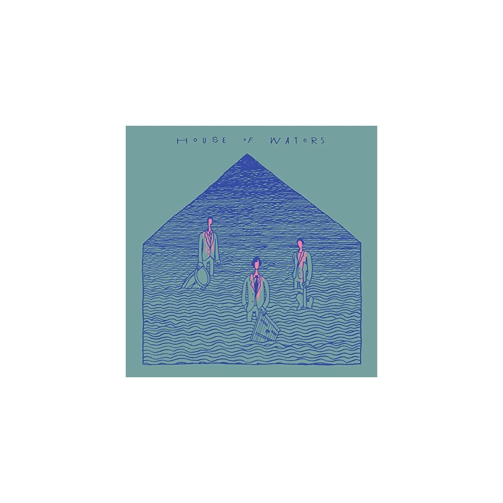House Of Waters - House Of Waters (CD)