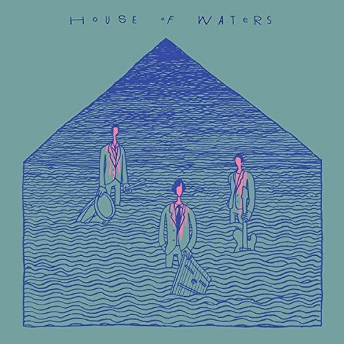 House of waters - House of waters (CD) - image 1 of 1