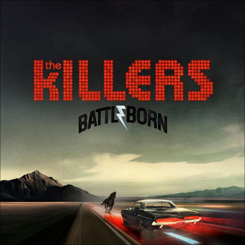 The Killers - Battle Born (CD) - image 1 of 1