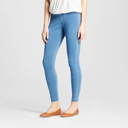 Women's High Waist Jeggings - A New Day™ Light Washed Blue
