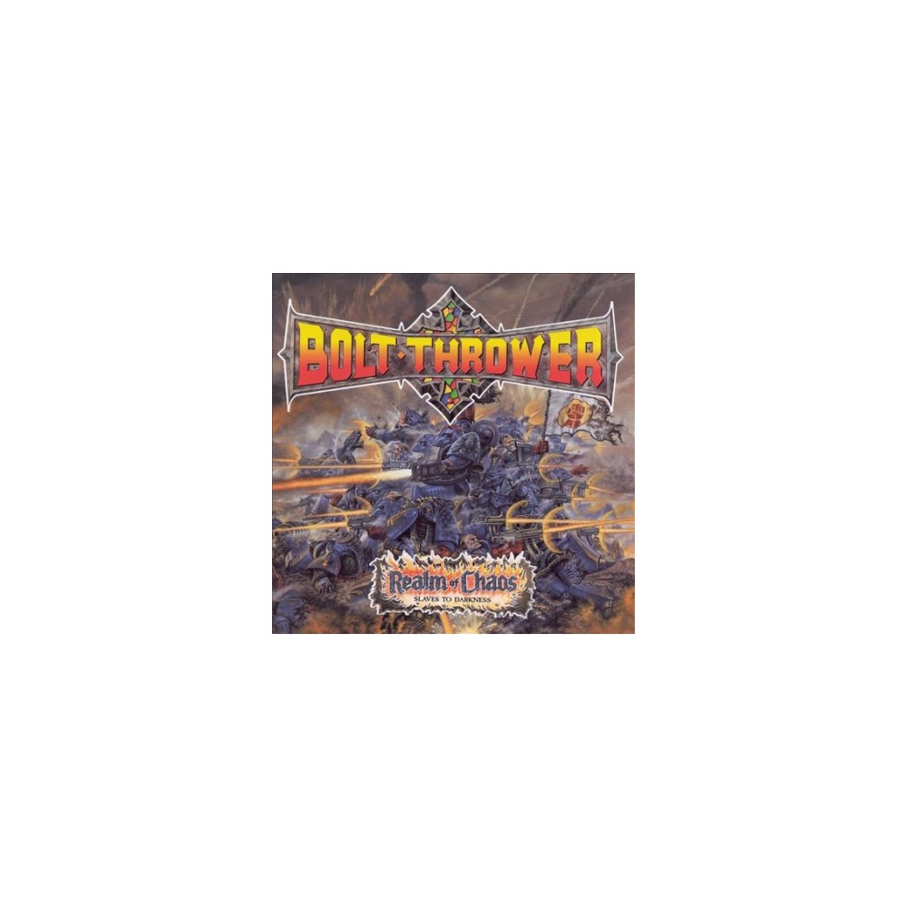 Bolt Thrower - Realm Of Chaos (Vinyl)