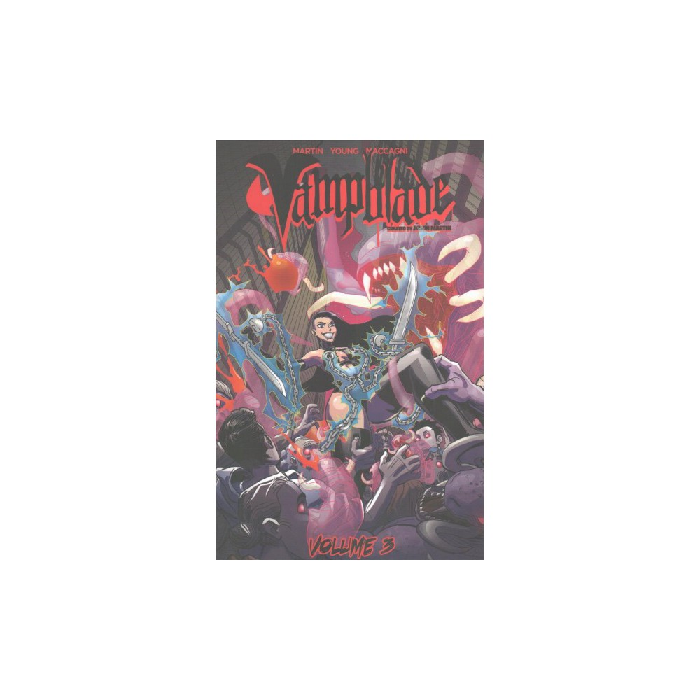 Vampblade 3 (Paperback) (Jason Martin)