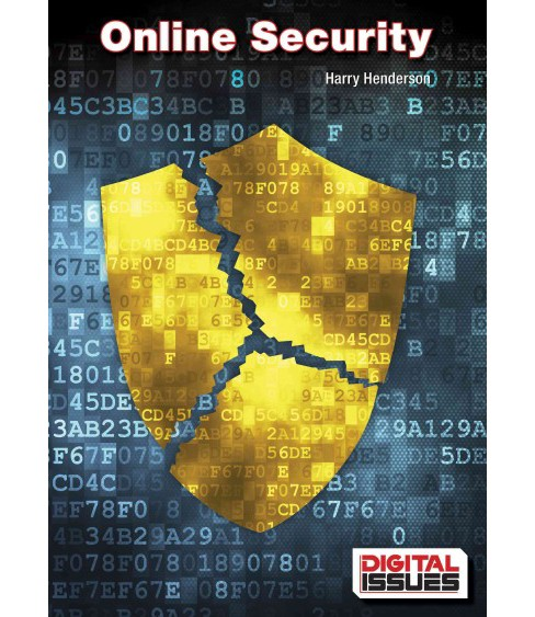 Online Security (Hardcover) (Harry Henderson) - image 1 of 1